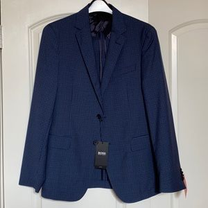 Hugo Boss slim fit sports jacket